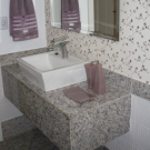 Bancada de banheiro 7